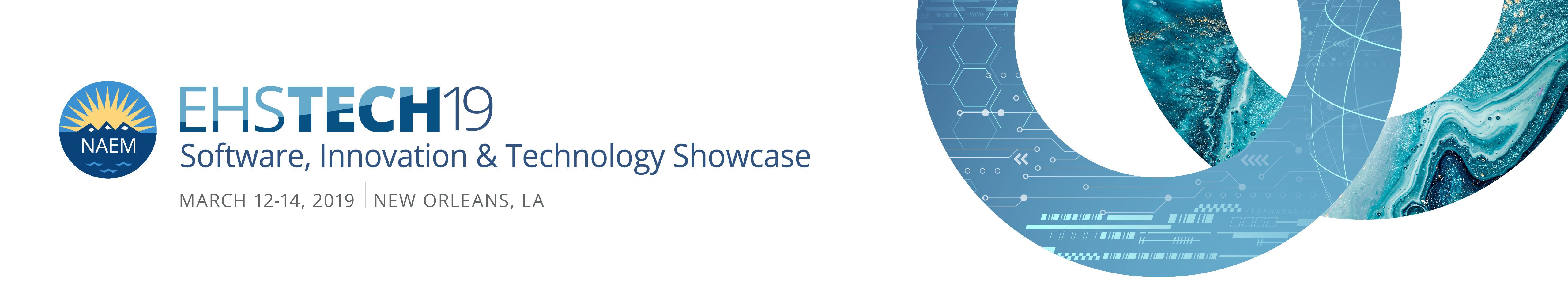 2019 NAEM's 2019 Software, Innovation and Technology Showcase